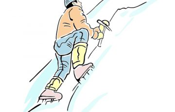 登山,前傾姿勢,デイトレ