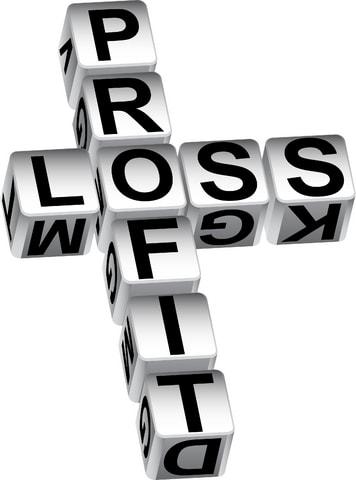 利益と損失